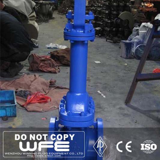 API Carbon Steel Bellows Sealed Gate Valve