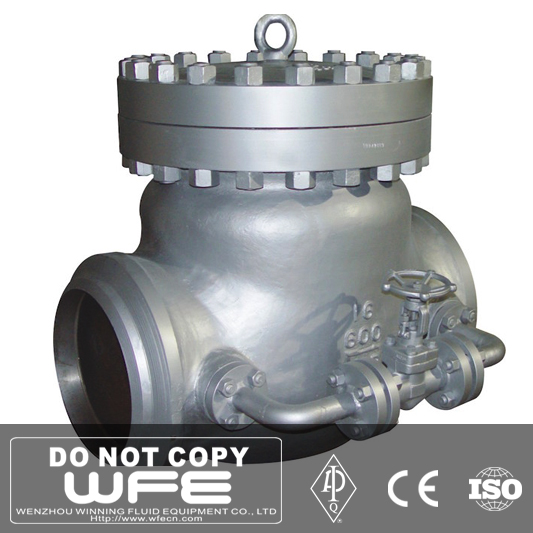 API Butt Welded Check Valve