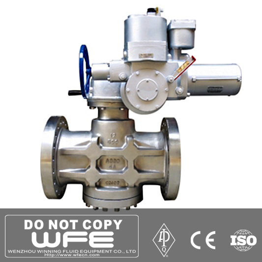 API Electric Plug Valve