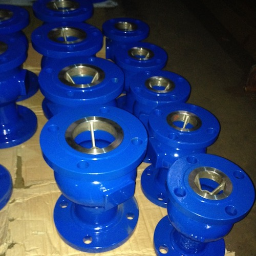 API Flanged Check Valve