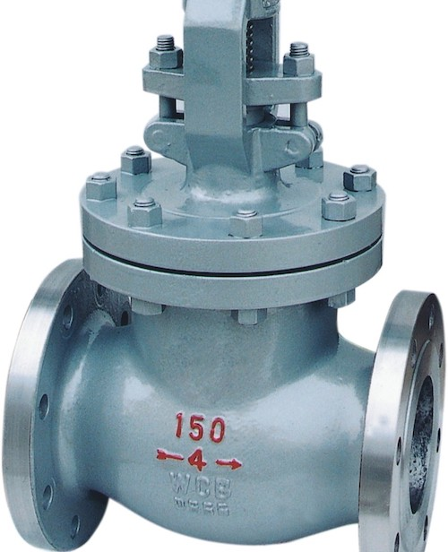 Bolted Bonnet Carbon Steel Globe Valve