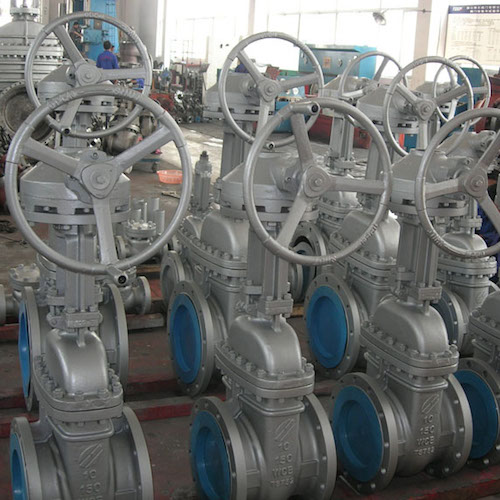Bevel Gear Gate Valve