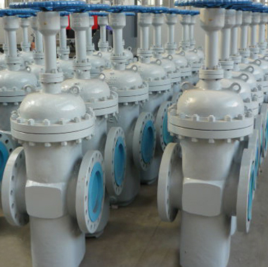 Flanged Carbon Steel Gate Valve