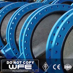 Large Size Concentric butterfly valve