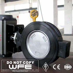 WCB High Performance Butterfly Valve