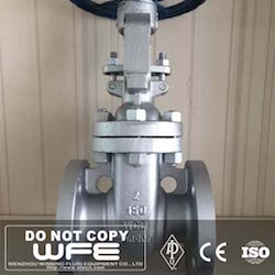 Flanged Flexible Wedge Gate Valve
