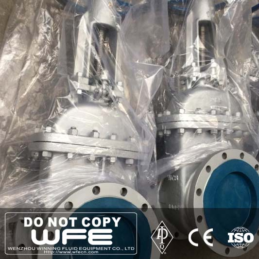 WCB Flexible Wedge Gate Valve