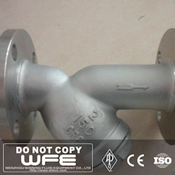 WFE Stainless Steel Strainer