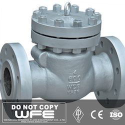 Flanged Carbon Steel Check Valve