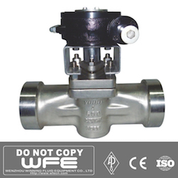 Winning Fluid Stainless Steel Plug Valve