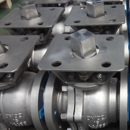 Stainless Steel Ball Valve