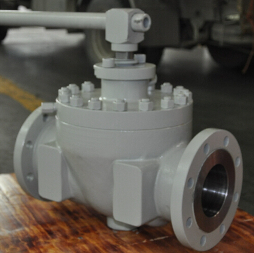 LF2 Flanged Top Entry Ball Valve