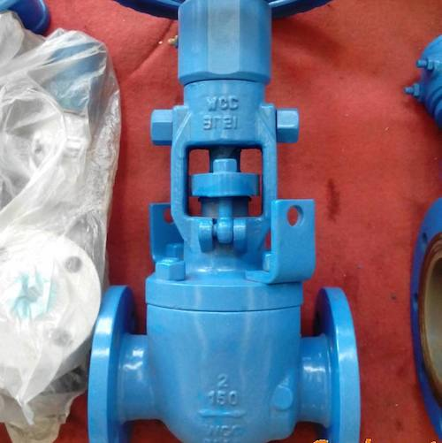 API WCC Orbit Ball Valve