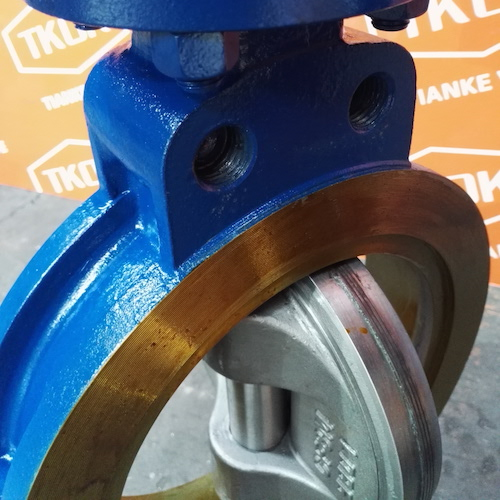 Lugged Soft Seat Butterfly Valve
