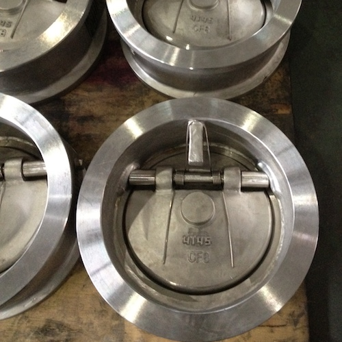 Wafer Stainless Steel Check Valve