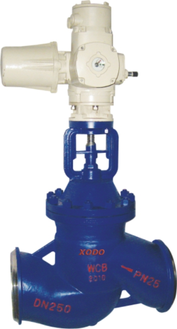 DIN Butt Welded Bellows Sealed Globe Valve