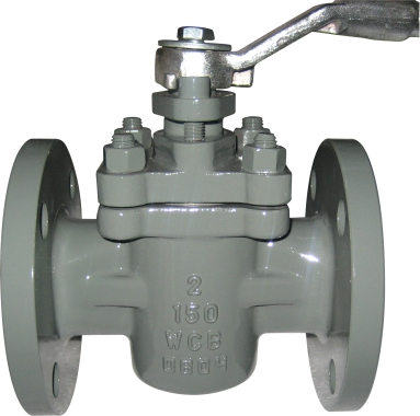 WCB Sleeve Type Soft Sealing Plug Valve