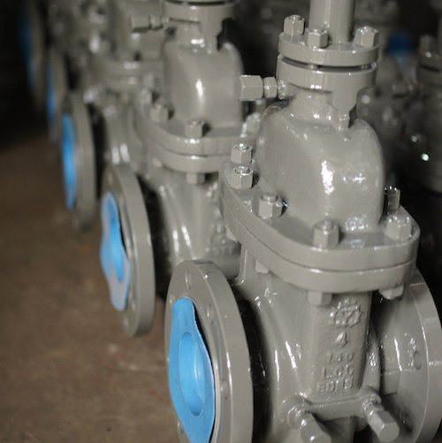 LCC Flanged Gate Valve