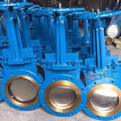 DN200 Knife Gate Valve