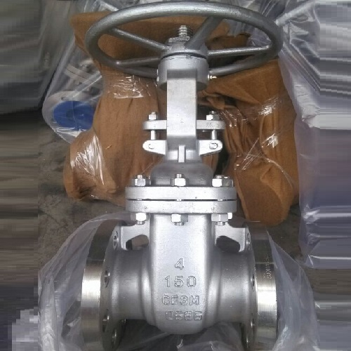 4 inch Stainless Steel Gate Valve